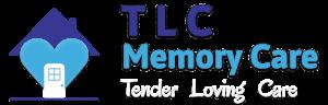 TLC Memory Care Logo - Light